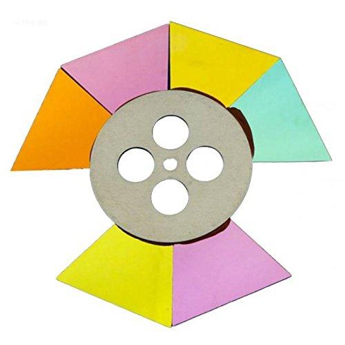 Fiberstars FSA11213 Color Wheel Only, 6008 -