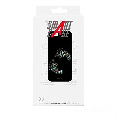 Coque + Verre Trempé pour iPhone 5/5S/SE SmartCase® LITTLE FOOT