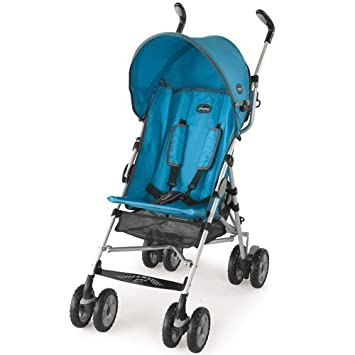 Amazon.com : Chicco Ct0.6 Capri Lightweight Stroller, Topazio ...