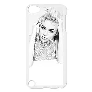 iPod Touch 5 Case White Miley Cyrus xpm