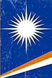 Marshall Islands Journal: Blank lined Notebook to