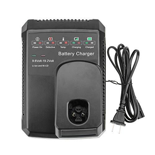 Boetpcr 9.6V - 19.2V Battery Charger for Craftsman 19.2 Volt Battery C3 DieHard NiCD NiMH Lithium 130279005 1323903 11375 11376 315.115410 315.11485