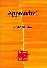 Apprendre par André Giordan