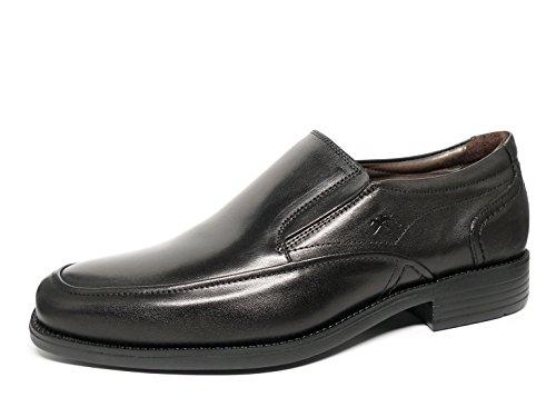 7996 76 Negro Piel FLUCHOS hombre vestir Zapatos negro ZSwqpp