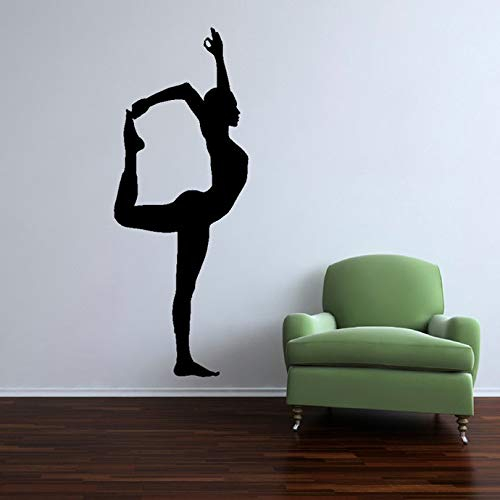 Amazon.com: Yoga Pose 5 Wall Decal - 60