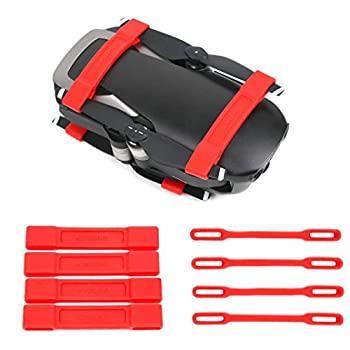 Cinhent Drone Accessories Kit, 4 PCS Props Holder, Blade Bracket Propeller Fixation Protection Holder Clasp For DJI Mavic AIR Drone, Quadcopter Parts, No Drone