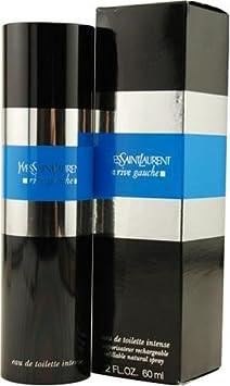 Rive Gauche by Yves Saint Laurent 2.0oz 60ml EDT Intense Refilable Spray