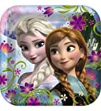 Disney Frozen Dinner Plates 8 Ct (2 Piece/Pack) - 1DPB5009
