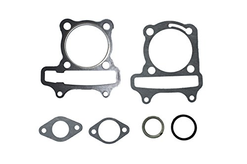 - Engine Gasket Kit with Cylinder Head Gaskets for GY6 150 150cc ATV Quad Bike Go Kart Scooter Moped