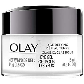 OLAY Age Defying Classic Eye Gel 0.50 oz Pack of 4