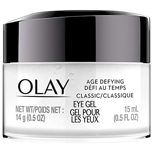 Olay Age Defying Revitalizing Eye Gel 0.5 Oz (Best Olay Eye Cream)