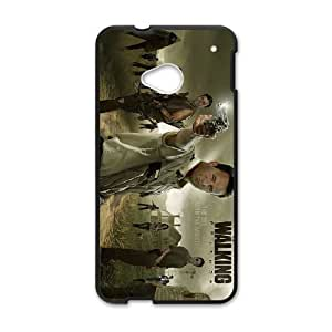 The Walking Dead HTC One M7 Cell Phone Case Black MSU7204770