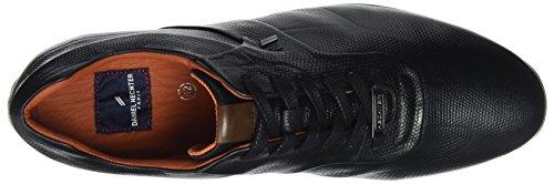 Daniel Hechter Herren 822248041100 Sneaker Schwarz (Schwarz)
