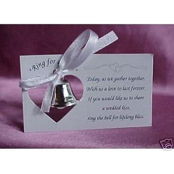 Amazon Silver Wedding Mini Bell Decorations Favors Set Of 40 Interesting Wedding Bell Decorations