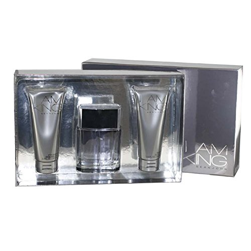 Drop Gift Set (Sean John I Am King Men 3 Piece Set)