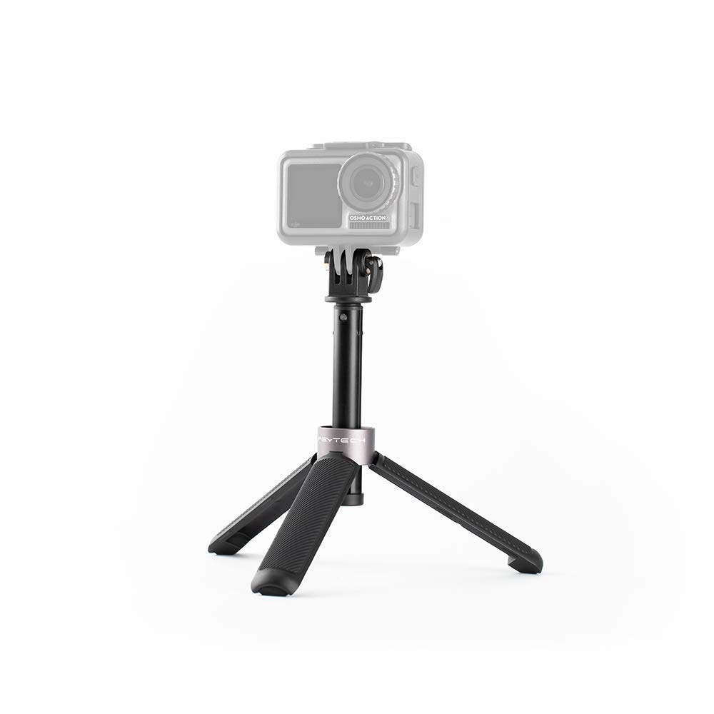 AKDSteel PGYTECH Os-mo Action Camera Extension Pole Tripod Mini Gift Toy by AKDSteel