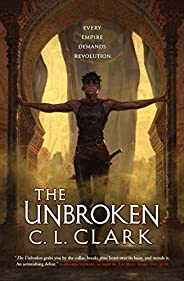 The Unbroken (Magic of the Lost Book 1)