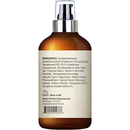 41YDQaj2qWL - BOTANIC HEARTH Vitamin C Serum for Face - Skin Brightening Facial Serum with Aloe Vera & Vitamin E, Anti Aging, Advanced Skin Care - 1 fl oz