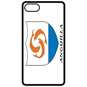 Anguilla Coat Of Arms Flag Emblem Black Apple Iphone 6 (4.7 Inch) Cell Phone Case - Cover