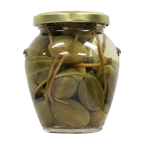Amazon.com : Giusto Sapore Pearl Onions in Vinegar Antipasto 10.23oz - Non GMO Italian Premium Gourmet Brand - Imported from Italy and Family Owned ...