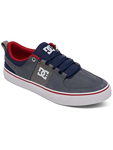 Scarpe DC Shoes: Linx Vulc Grey/dark Navy GR