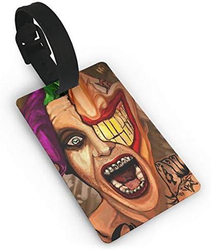 Comics Joker - Etiqueta de PVC para Equipaje con Correa para ...