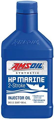 Amazon Com Amsoil Hpmqt Ea Hp Marine Synthetic 2 Stroke Oil