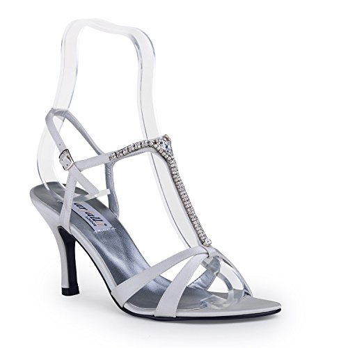 Silver FARFALLA Grey Luxury Luxury FARFALLA Shoes qqxOU0w