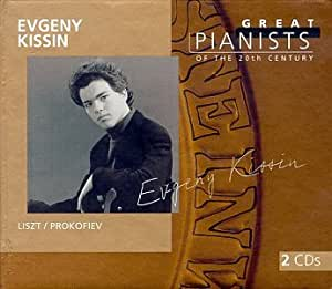 Evgeny Kissin: Great Pianists of the 20th Century, Vol. 58