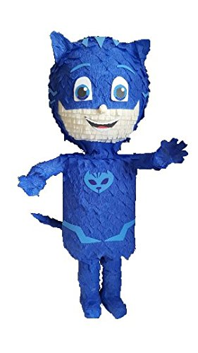 Catboy Pinata inspired by PJ Mask by Pinatas USA