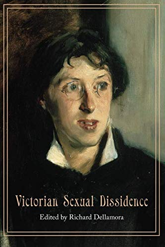 Victorian Sexual Dissidence by University of Chicago Press