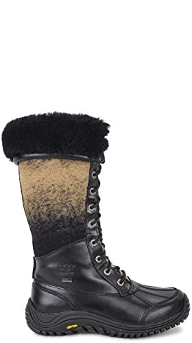 UGG Women's Adirondack Tall Black Boot 12 B (M) for sale  Delivered anywhere in USA