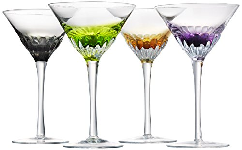 Artland Solar Martini, Assorted, Set of 4]()