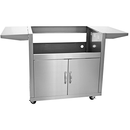 Hanover Grills 500540C Grill Cart For 40'' 5-Burner Gas Grill by Hanover Grills