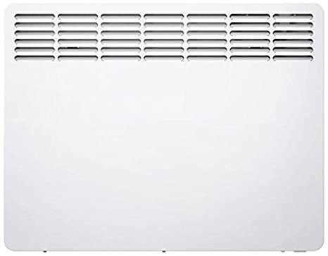Stiebel Eltron 236527 CNS 150 Trend - Convector de pared 1500 W, para aprox. 15 m², protección contra heladas, temporizador semanal, ventana abierta.