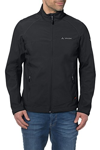 (VAUDE Men's Hurricane Jacket III, Black, X-Large)