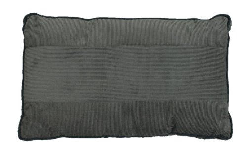 Nautica London Harbor Grey Breakfast Pillow 12\