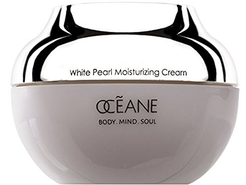 Price comparison product image OCEANE Beauty White Pearl Moisturizing Cream 1.76 oz Mineral-Rich PEARL POWDER w/ MARINE PLANT STEM CELL Technology.
