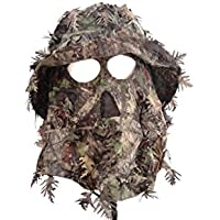 Mossy Oak Obsession Camouflage 3D Leafy Bucket Hat with...
