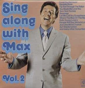 SING ALONG WITH MAX VOL 2 LP