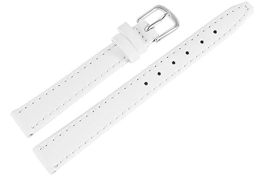 plutôt cool plutôt sympa bon service Bracelet de montre en cuir véritable bracelet de montre de ...