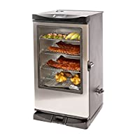Deals on Masterbuilt 20075315 40-Inch Front Controller Smoker