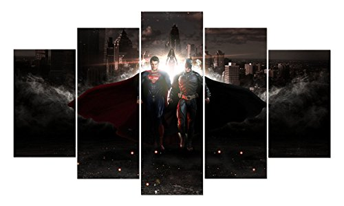 LMPTARTTM-60x34-inches-print-Batman-V-Superman-dawn-of-justice-Movie-poster-picture-for-kids-decor-modern-home-decor-wall-art-picture-print-oil-Painting-on-canvas-art-prints-framed-ready-to-hang