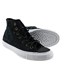 Unisex Chuck Taylor All-Star High-Top Casual Sneakers in Classic Style and Color and Durable Canvas Uppers