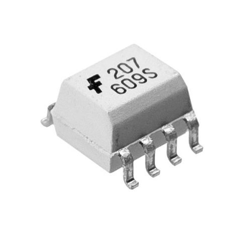 Transistor Output Optocouplers 8-Pin Optocoupler Phototransistor 5 pieces