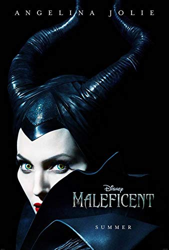Amazon Com United Mart Poster Angelina Jolie Disney