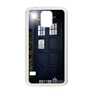 Well Design Samsung Galaxy S5 phone case - design with Doctor Who pattern