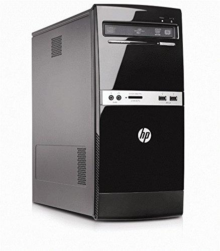 HP Compaq 500B Tower Desktop PC, Intel Pentium Processor E5700 3.0GHz, 4G DDR3, 500G, VGA, Windows 10 Pro 64 Bit-Multi-Language Supports English/Spanish/French(Renewed)