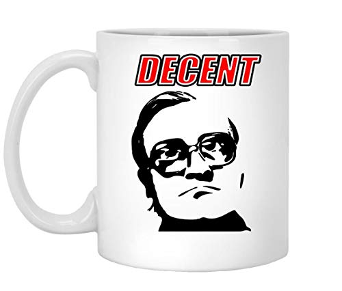 Mr.Fixed - Decent Bubbles Trailer Park Rickyism Mug, 11oz Ceramic Coffee Mug, Unique Gift