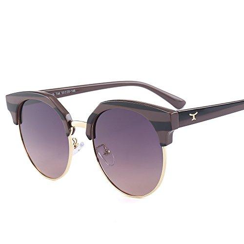 Sunglasses 85 lunettes personnalité polarisées soleil La de Fashion femmes lunettes air soleil plein des Qinddoo de en qCdHRq